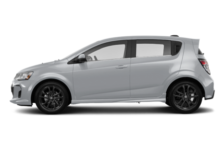 Chevrolet Sonic Hatchback PREMIER 2017