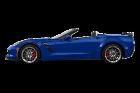 Chevrolet Corvette Convertible Grand Sport 1LT 2018