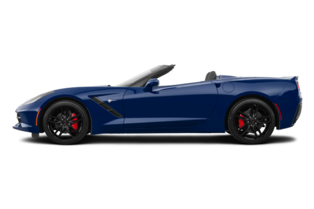 Chevrolet Corvette Convertible Stingray 2LT 2018