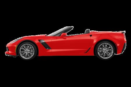 Chevrolet Corvette Convertible Z06 1LZ 2018