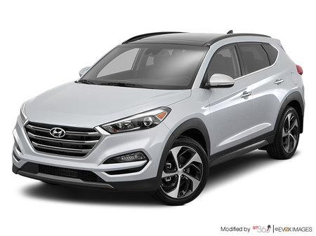 Hyundai Tucson 1.6T ULTIMATE AWD 2017 - photo 1
