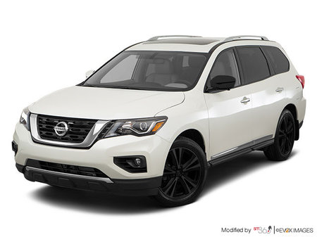 Nissan Pathfinder Midnight Edition 2017 - photo 2