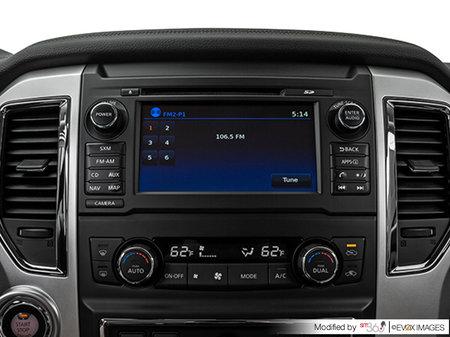 Nissan Titan SL 2017 - photo 3