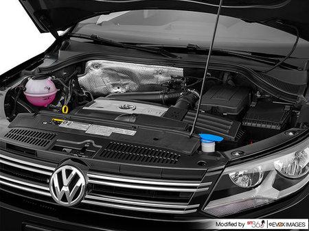 Volkswagen Tiguan COMFORTLINE 2017 - photo 2