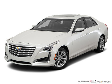 Cadillac CTS Berline TURBO LUXE 2018 - photo 2