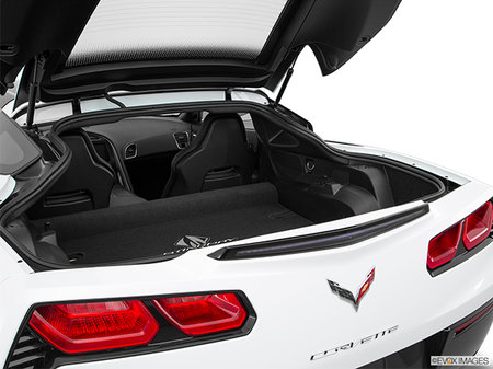 Chevrolet Corvette Coupe Stingray Z51 1LT 2018 - photo 3