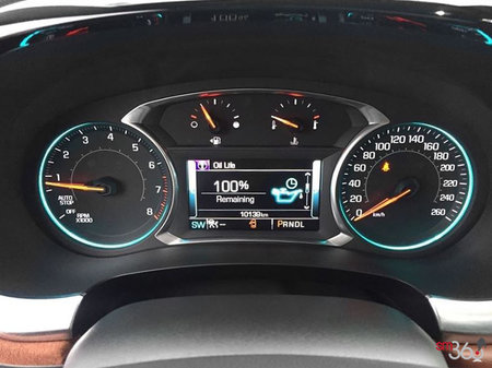 Chevrolet Traverse HIGH COUNTRY 2018 - photo 3