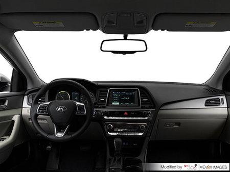 Hyundai Sonata Hybrid Limited 2018 - photo 3