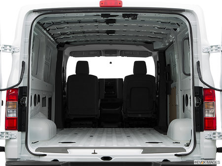 Nissan NV Cargo 2500 S 2018 - photo 1