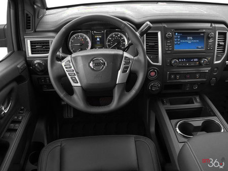 Nissan Titan SL MIDNIGHT EDITION 2018 - photo 3