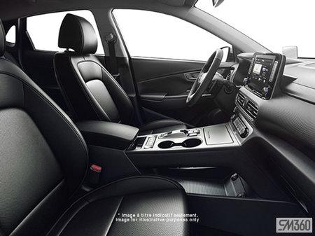 Hyundai KONA Electric PREFERRED Two-Tone 2019 - photo 1