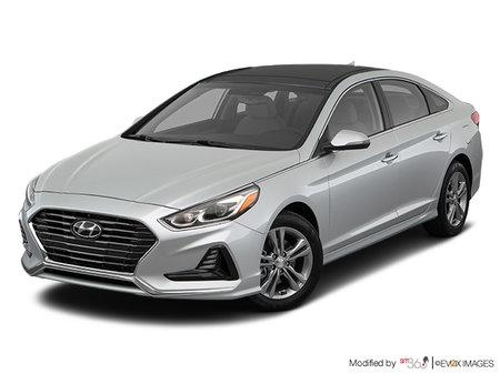Hyundai Sonata Luxury 2019 - photo 1