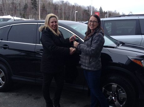 My experience at Bathurst Honda was beyond my expectations. Diane and Jessica gave me a service out of the ordinary