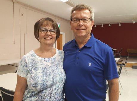 Small City Heroes: Stephen and June Jones