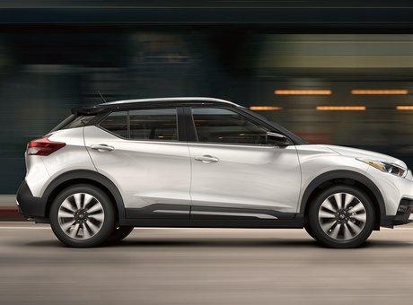 Le nouveau Nissan Kicks 2018 sera disponible ce printemps chez Spinelli Nissan à Montréal!