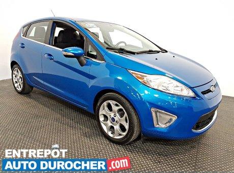 Ford Fiesta SES Automatique - AIR CLIMATISÉ -Groupe Électrique 2012