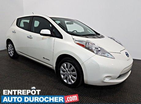 Nissan Leaf Automatique - AIR CLIMATISÉ - Groupe Électrique 2016