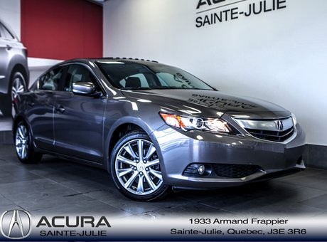 2013 Acura ILX Premium certifier acura