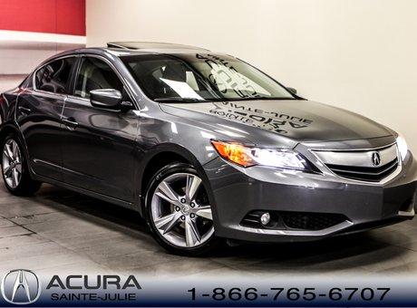 Acura ILX Tech, certifie acura 2013 cuir, toit, navy