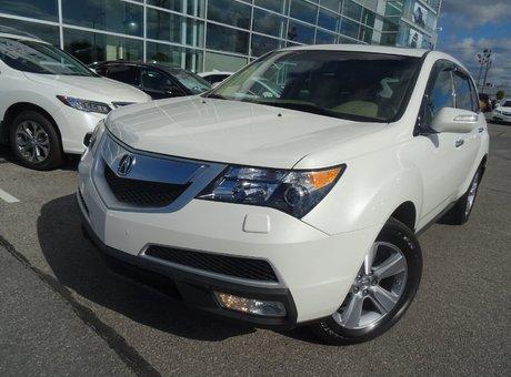 2012 Acura MDX SH-AWD Acura Certified