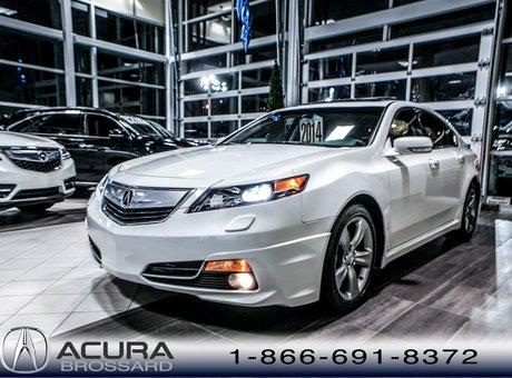 2014 Acura TL Tech Pkg AWD