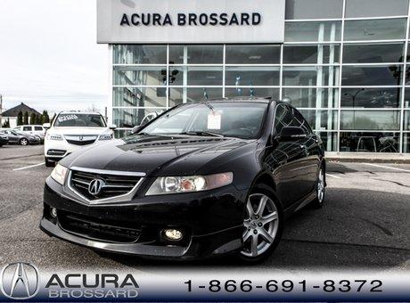 Acura TSX Navigation 2005 Cuir