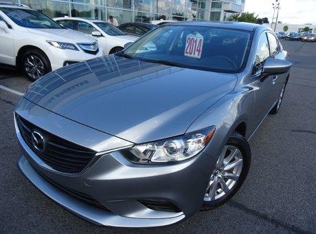 Mazda Mazda6 GX 2014 Bluetooth