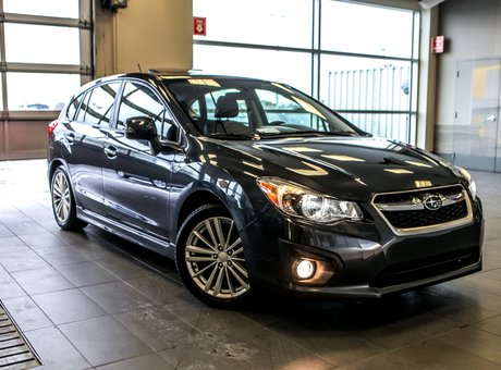 Subaru Impreza 2.0l CVT AWD LIMITED HB 2013 *** SEULEMENT 72$ / SEM TOUT INCLUS 0$ COMPTANT