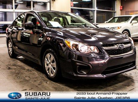 2013 Subaru Impreza 2.0i CVT AWD SEDAN *** ONLY 57$ / WEEK ALL INCLUDED 0$ CASHDOWN