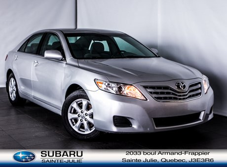 2011 Toyota Camry LE *** ONLY 63$ / WEEK ALL INCLUDED 0$ CASHDOWN