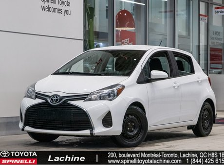 Toyota Yaris LE 2015