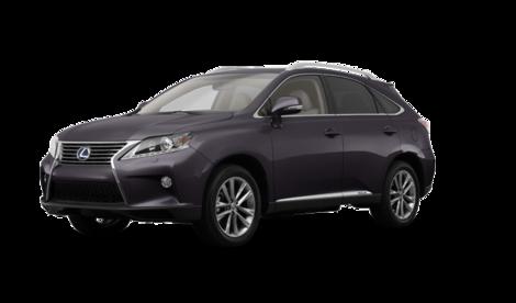 Lexus RX<br>2015
