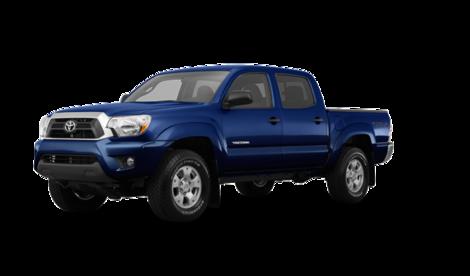 Toyota Tacoma<br>2015