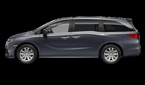 2018<br> Honda Odyssey