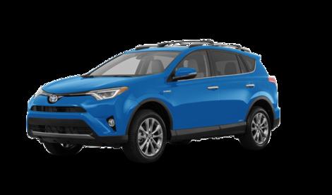 Toyota RAV4 Hybride<br>2018