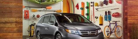Honda Odyssey 2014 – Comment l'Odyssey se démarque