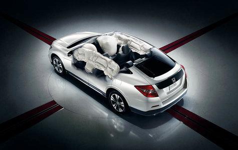 2014 Honda Crosstour – Luxurious, quiet and comfortable
