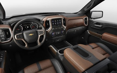 New 2019 Chevrolet Silverado is introduced to the world in Detroit