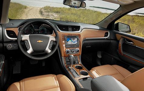 2015 Chevrolet Traverse – An incredibly spacious 3-row SUV