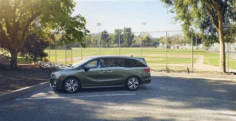 La Honda Odyssey 2018 a tout pour plaire à la famille