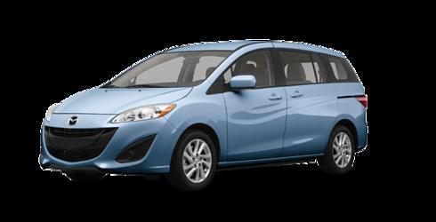 Mazda5 GS 2012