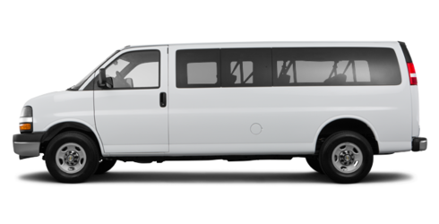 Chevrolet Express 2500  2016