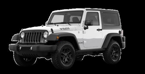 Jeep Wrangler WILLYS WHEELER 2017