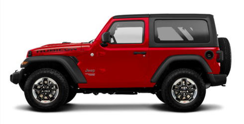 Jeep Tout Nouveau Wrangler RUBICON 2018