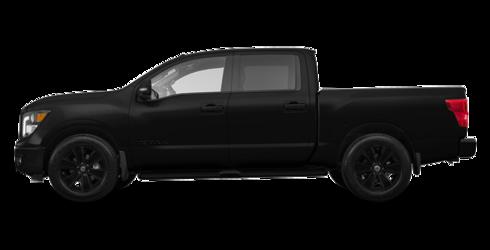 Nissan Titan ÉDITION MINUIT 2018