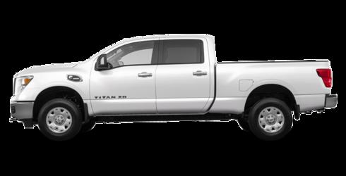 2018  Titan XD Diesel SV