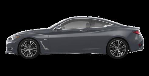 Q60 Coupé 3.0T LUXE à TI (300 ch) 2018