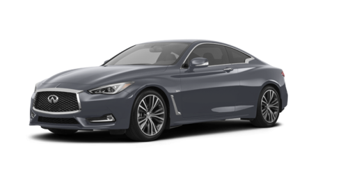 2018  Q60 Coupe 3.0T LUXE AWD