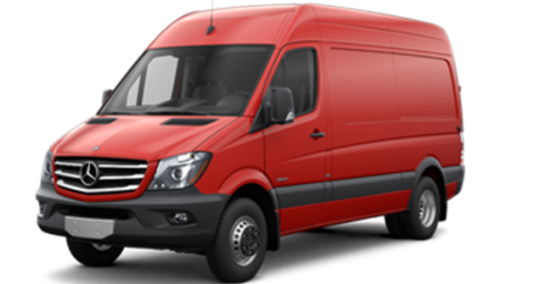 2015 mercedes benz sprinter cargo van 3500 ogilvie for Mercedes benz work van commercial