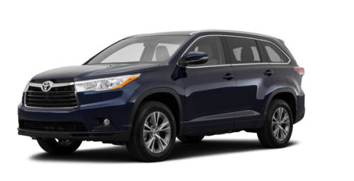 2015 Toyota Highlander For Sale In Montreal Spinelli Toyota